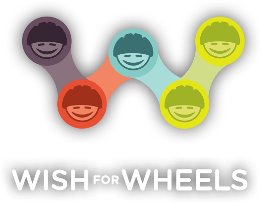 we are proud to support Wish for Wheels